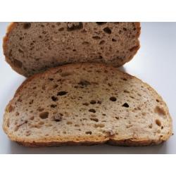 Bezlepkový Rábský pecen bez pšenice s vlašskými ořechy, 360 g
