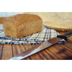 Etiketa - Bezlepkový chléb Liška - Amarantový Klasik