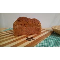 Etiketa - Bezlepkový chléb Liška - Vital bez pšeničného škrobu