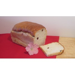 Bezlepkový chléb Liška - Mazanec sladký