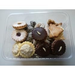 Bezlepkové vánoční cukroví Liška (500 g)