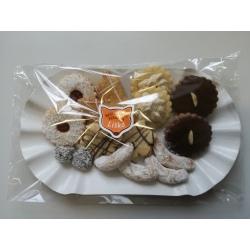 Bezlepkové vánoční cukroví Liška (125 g)