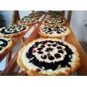 Bezlepkový pouťový koláč