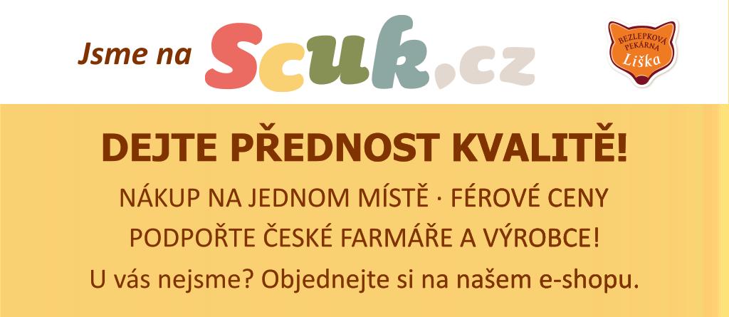 Najděte si nás na Scuk.cz!