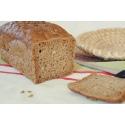 Bezlepkový chléb Liška - Amarantový scibulkou a slunečnicí