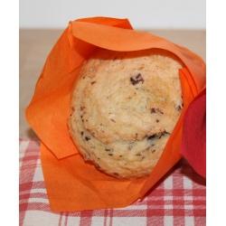Bezlepkový muffin světlý s kousky čokolády