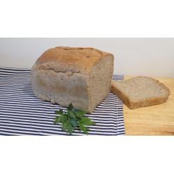 Bezlepkový chléb Liška - Pohankový scelozrnnou pohankou